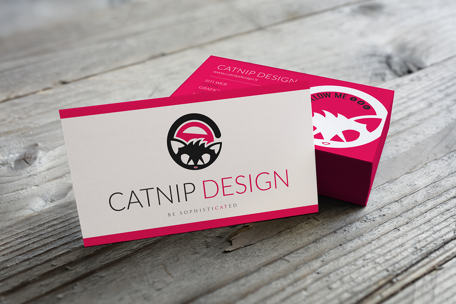 Catnip Design - Be Sophisticated