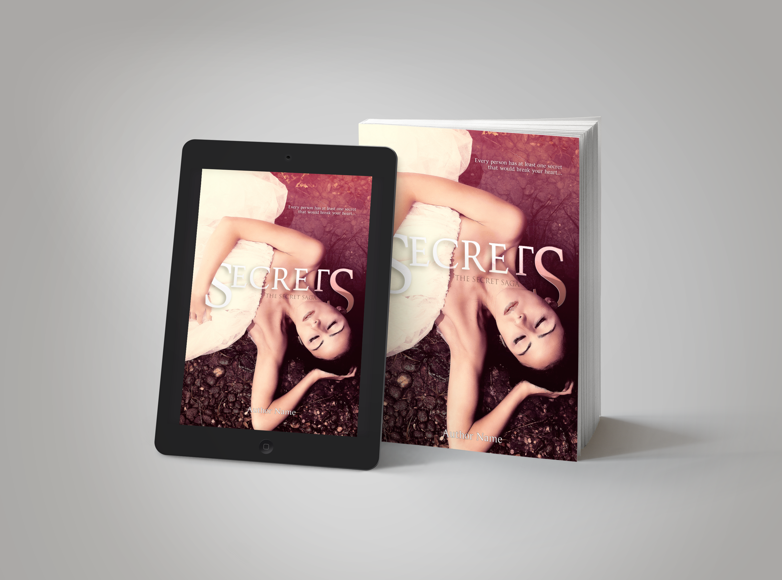 Premade Book Cover Secrets