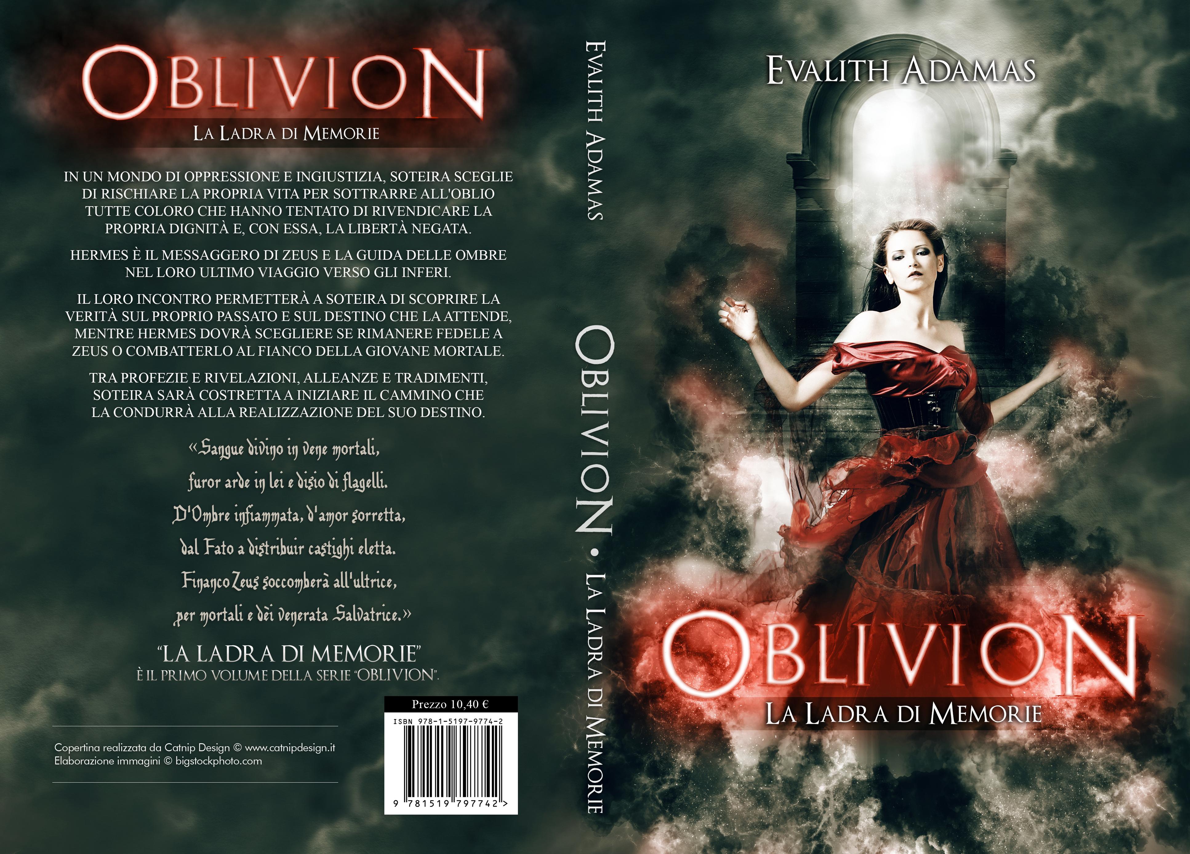 Oblivion - La ladra di memorie, Evalith Adamas