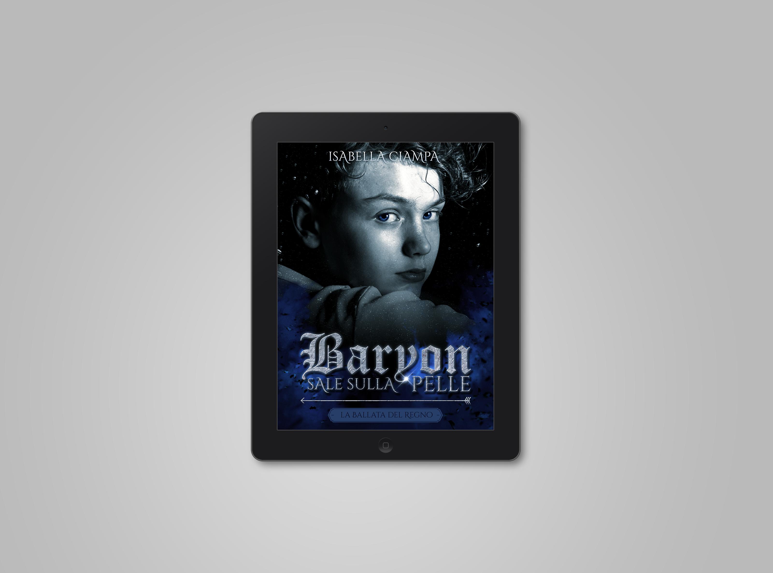 Baryon Sale sulla Pelle di Isabella Ciampa