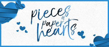 Pieces of Paper Hearts