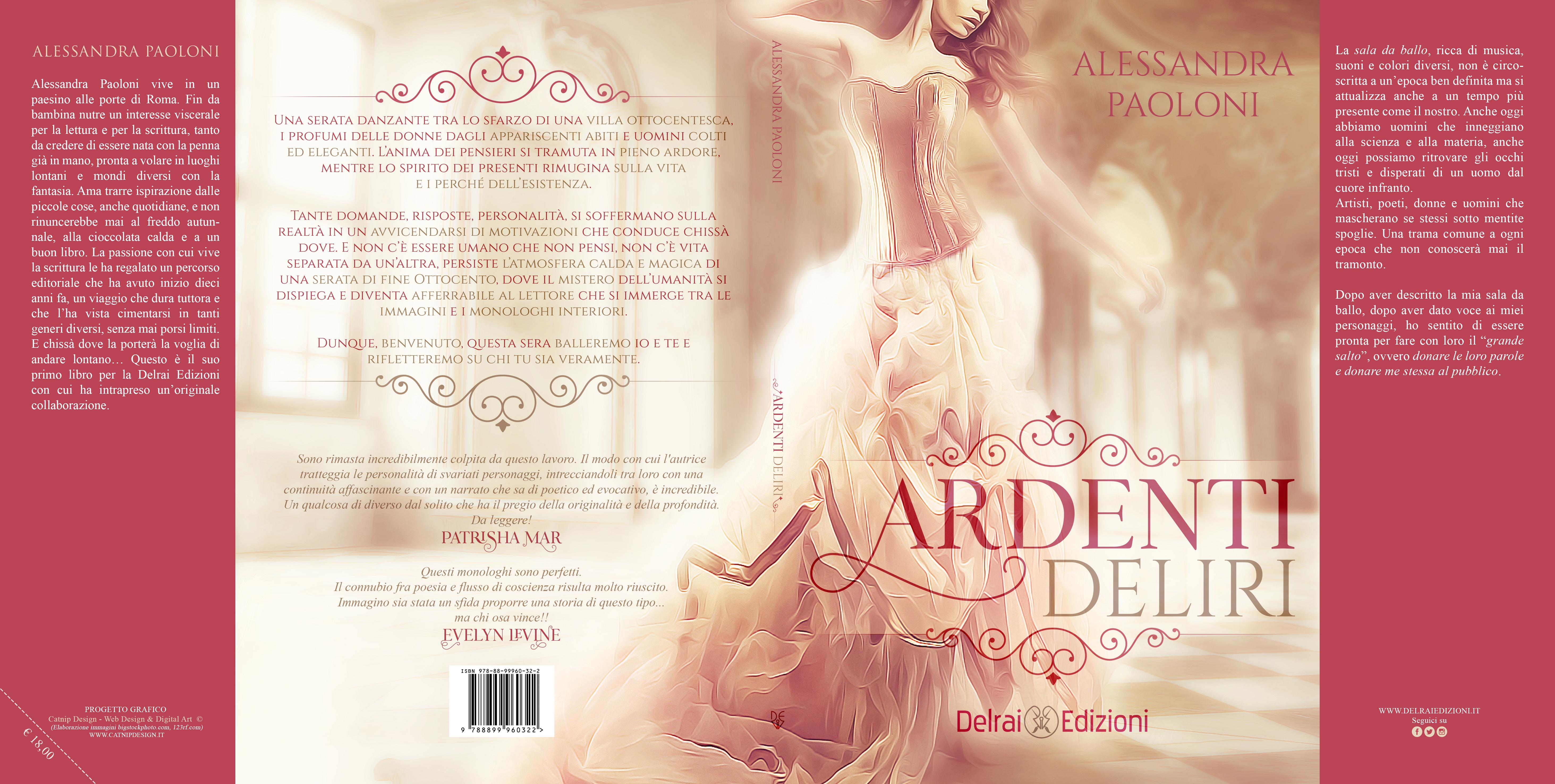 Ardenti Deliri, Alessandra Paoloni